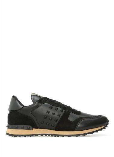 Valentino Spor Ayakkabı Siyah